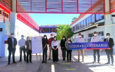 Liceos coadministrados por Fundación Educacional Collahuasi renuevan Sello Bicentenario de excelencia académica