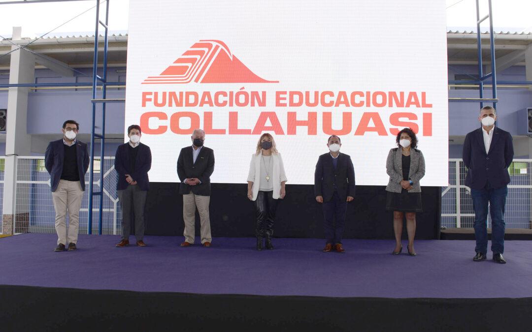 Liceo Bicentenario Minero Juan Pablo II de Alto Hospicio incorpora la experiencia de Enaex en la formación minera de sus alumnos